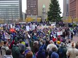 Rally at Public Square