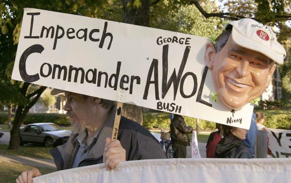 Impeach Bush aka Nin...