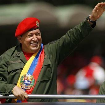 Hugo Chávez amenaza ...