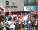 Venezuela: Organizaciones sociales y políticas se concentraron en embajada de Perú