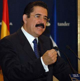 Honduras: La trampa ...